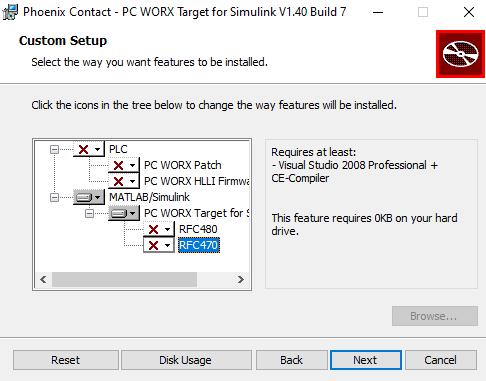 Custom Setup dialog v1.40