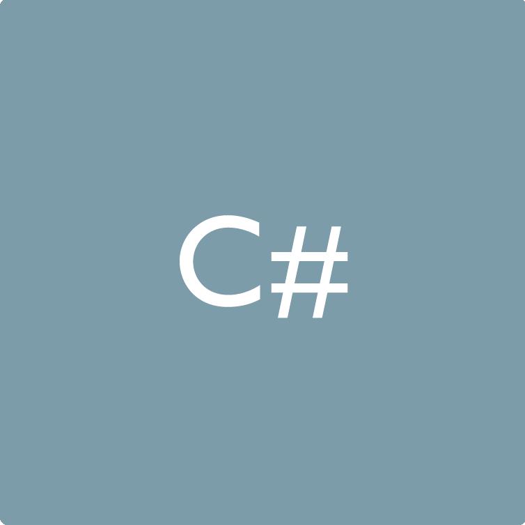 C# - Csharp